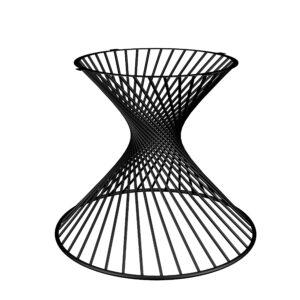 Noga metalowa do stołu Twist Loft